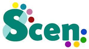 8 Scen – logo