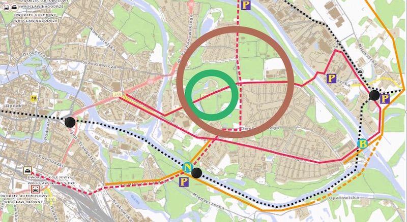 Uwagi dostudium – mapa